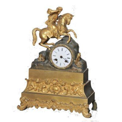Επιτραπέζιο ρολόι γαλλικό